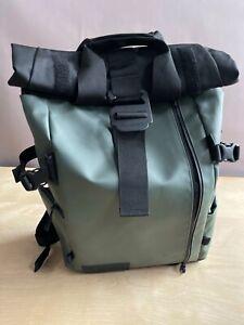 Wandrd Original 21-liter PRVKE Photo Backpack, Dark Green