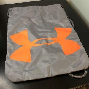Under Armour Shoe Bag - Orange/Silver - Fantastic Quality - Free Postage