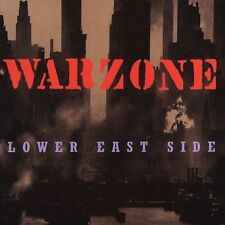 WARZONE LOWER EAST SIDE NEW VINYL RECORD