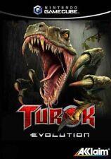 Turok Evolution (Gamecube) - juego