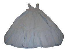 H & M tolles Kleid Gr. 128 hellblau !!