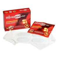 Thermopad VITAL Wärmegürtel - 3er BOX Tiefenwärme Wärmeumschlag 3 Stück Pack