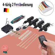 Universal Auto Funk Zentralverriegelung Set 4-türig mit FB Funkfernbedienung HC3