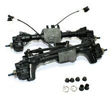 Traxxas TRX-4 Crawler Portal Axle Front Rear Housing T-Lock Diff TRX4 Land Rover