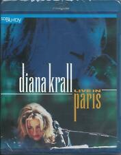 DIANA KRALL - Live in Paris (2002) Blu Ray