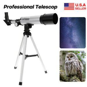 Beginner Astronomical Telescope Night Vision For HD Viewing Space Star Moon New