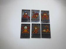 Garfield the Cat Zodiac Reflect Cards x6
