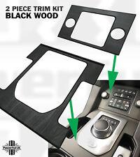 Interior Trim Cover sélecteur de vitesses Surround Discovery 4 bois noir LR4 UPGRADE