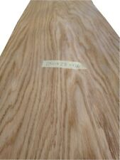 "Oak veneer - 2500mm x 280mm /  98.4"" x 11""    slightly wrinkled"
