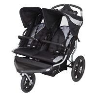 FACTORY NEW Baby Trend Navigator Lite Double Jogger Stroller NEW COLOR