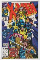 X-Men #20 (May 1993, Marvel) [Psylocke] Fabian Nicieza Andy Kubert D