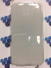 Funda transparente de TPU para Samsung Note 3 con cristal opcional ENVIO GRATIS