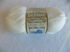 Silk Bernat Satin  3.5 oz 166 yds Skein 4-Medium