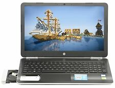 "HP 15.6"" Intel i7-6500U 2.5GHz NVIDIA GeForce 940MX 12GB 1TB DVDRW Win 10 LN"