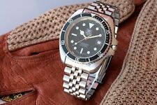 VINTAGE TAG HEUER PROFESSIONAL 1000 AUTOMATIC 200M DIVER 844/5 WITH BOX&PAPERS