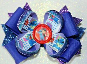Disney\u2019s Lilo and Stitch Hair Bows