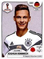 Panini Fifa World Cup 2018 Russia Sticker 438 Joshua Kimmich Deutschland Germany