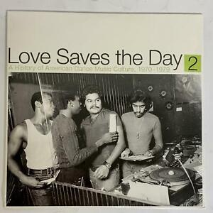 LOVE SAVES THE DAY: A HISTORY OF AMERICAN... PART 2 – V/A 2x VINYL LP (SEALED)