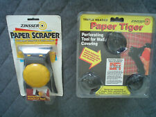 Assortment Of Seven Wallpaper Tools - 2 New Zinsser And 5 Other Slightly Used