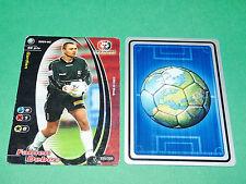 FOOTBALL CARD WIZARDS 2001-2002 FABIEN DEBEC ROAZHON STADE RENNAIS RENNES PANINI