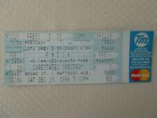 Phish - 1996 - Unused ticket - Spectrum Press Box