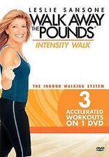 Leslie Sansone INTENSITY WALK (DVD) workout Walk Away the Pounds and jog NEW