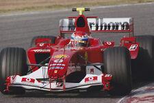 Marc Gene Firmada A Mano Ferrari Foto 12x8 3.