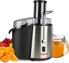 New Legend 850W Pro Whole Fruit Power Juicer Vegetable Citrus Juice Extractor  b