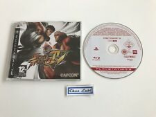 Street Fighter IV 4 - Promo - Sony PlayStation PS3 - PAL EUR