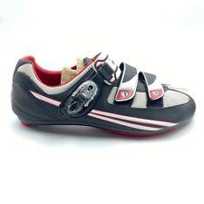 Pearl Izumi Mens Attack Road Cycling Shoes Black Hook Loop 5717 12 EU 46.5 New