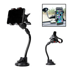 360°Car Holder Windshield Mount Bracket for Mobile Cell Phone GPS iPhone TK