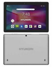 Hyundai Koral 10.1 inch IPS Touchscreen 16GB Quad Core Android Tablet - Silver