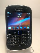 BlackBerry Bold 9900 - Black (Unlocked) Smartphone Mobile -small patch to screen