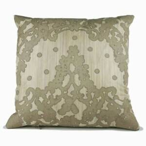 Cushion / Iozzolino Cushion / Hand Finished Cushion