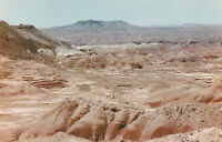 Chrome Postcard A782 Painted Desert Arizona Seen From Highway 66 Curteich AZ