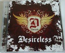 Desireless - Remixed (2 CD, Compilation) 2014 VERY RARE !