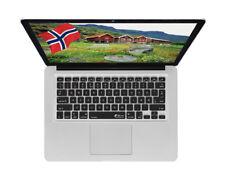 Norwegian Keyboard Cover for MacBook/Air 13/Pro (2008+)/Retina