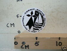 STICKER,DECAL CORNIC ROCHE VETEMENTS DE MER ET DE SPORTS ZEILBOOT