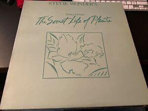 Stevie Wonder's The Secret Life Of Plants 2 Lp, Tamla T13-371C2