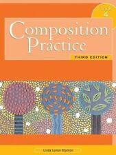 Composition Practice, Book 4: A Text for English Language Learners,-ExLibrary