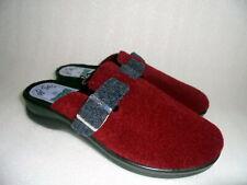 Supersoft Damen Pantoffeln Grey 522 220 Schuhe Beste Mama Latschen Filz NEU