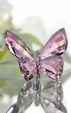 SWAROVSKI CRYSTAL BUTTERFLY ROSALINE 1182461 MINT BOXED RETIRED