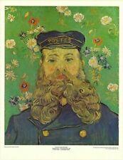 VAN GOGH ~ POSTMAN ROULIN 1889 ~ 19x25 FINE ART POSTER Print NEW/ROLLED!