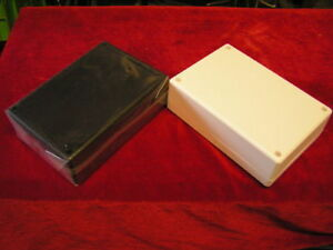 ABS Plastic Electronics Project Box AB78 178x122x55mm Made in the UK OL0327