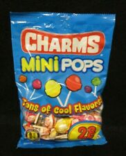 Charms Mini Pops - Assorted Flavored Lollipops-Tons of Cool Flavors! {28 COUNT}