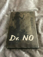 Ian Fleming - Dr. No 1958 / First Edition / 1st Print / 1st State DJ / Signed