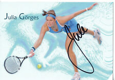 Autogramm - Julia Görges (Tennis)