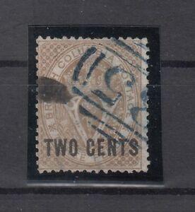 CN7390/ CANADA – BRITISH COLUMBIA – SG # 28 USED – CV 195 $