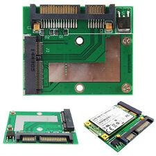 mSATA SSD to 2.5'' SATA 6.0 Gps Adattatore Converter Card Module Board Pad Pcie