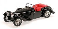 Bugatti Type 57c Corsica Roadster 1938 1:18 Model 107110430 MINICHAMPS